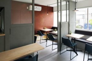 ソースワークショップ 開催場所 東京 カフェ